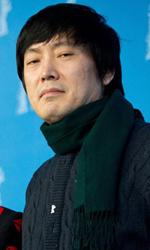 Berlinale 2014, la giornata del tempo - Liao Fan, Gwei Lun Mei e Yinan Diao al photocall di Black Coal, Thin Ice.