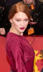 Berlinale 2014, in attesa dell'Orso d'oro - Lea Seydoux e Yvonne Catterfeld.