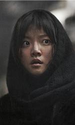 La locomotiva - In foto Ko A-sung in una scena di Snowpiercer.
