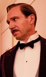 Un cinema profumato - In foto una scena di Grand Budapest Hotel di Wes Anderson.