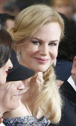 Cannes 67, apertura tra glamour e polemiche - Nicole Kidman con il cast di Grace di Monaco.