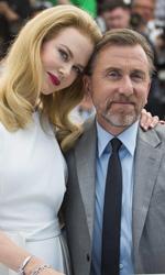 Cannes 67, apertura tra glamour e polemiche - Tim Roth e Nicole Kidman al photocall di Grace di Monaco.