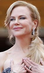 Cannes 67, apertura tra glamour e polemiche - Nicole Kidman sul red carpet di Grace di Monaco, film d'apertura della 67esima edizione del Festival di Cannes.