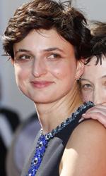 Cannes 67, 11 minuti d'applausi per Le meraviglie - Alice Rohrwacher e la sorella Alba a Cannes per presentare Le meraviglie.