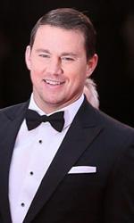 Cannes 67, il giorno dei Dardenne - Mark Ruffalo, Channing Tatum, il regista Bennett Miller e Steve Carell sul red carpet di Foxcatcher.