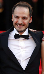 Cannes 67, il giorno dei premi Oscar - Luc Dardenne, Fabrizio Rongione, Marion Cotillard e Jean-Pierre Dardenne.
