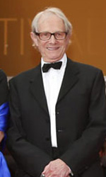 Cannes 67, Assayas e Zvyagintsev chiudono il concorso - Il cast di Jimmy's Hall sulla croisette di Cannes 67.
