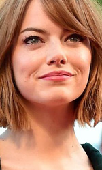 71. Mostra del Cinema, le foto del red carpet di Birdman - Emma Stone sul red carpet del film <em>Birdman</em>.