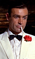 James Bond: eroe perenne - In foto Sean Connery.