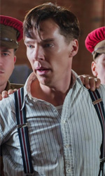 Toronto, The Imitation Game vince il Premio del Pubblico - In foto Benedict Cumberbatch in una scena del film The Imitation Game di Morten Tyldum.