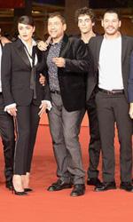 Festival di Roma 2014, applausi per Richard Gere - Il cast del film I milionari di Alessandro Piva.