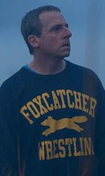 Serata delle stelle degli Oscar, senza stelle - In foto una scena di Foxcatcher di Bennett Miller.