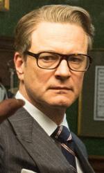 Kingsman - Secret Service, intervista a Colin Firth e Taron Egerton - In foto una scena del film con i protagonisti Colin Firth e Taron Egerton.