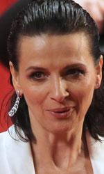 Berlinale 2015, il red carpet della serata d'apertura - Juliette Binoche interpreta Josephine Peary, la moglie dell'avventuriero Bram Trevor, interpretato dall'attore irlandese Gabriel Byrne, il primo esploratore ad aver raggiunto il Polo Nord.