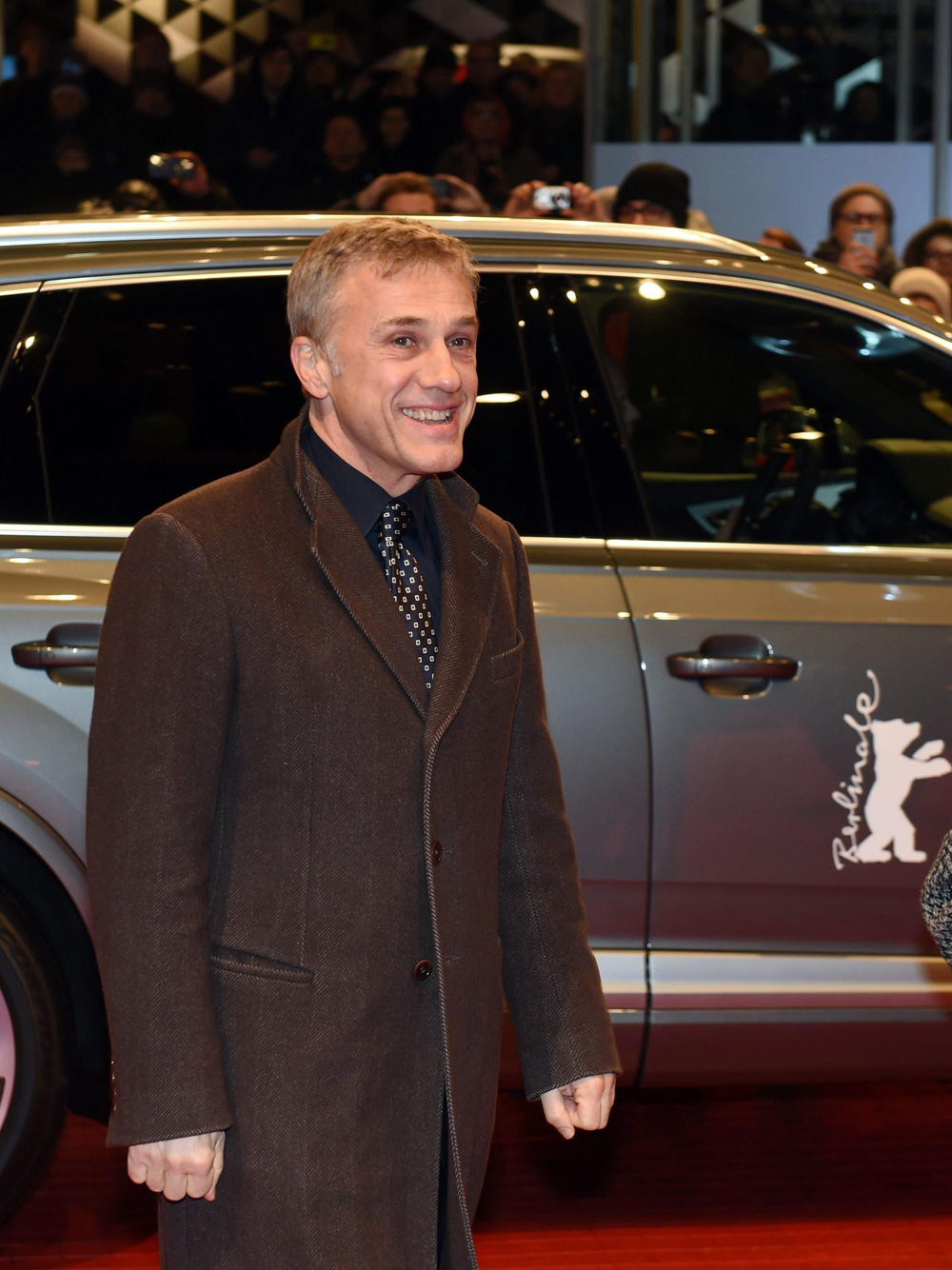 Berlinale 2015, l'arrivo di Natalie Portman e l'assenza di Léa Seydoux - Il doppio premio Oscar Christoph Waltz ha partecipato alla premiere del film <em>Diary of a Chambermaid</em>.