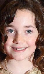 Berlinale 2015, James Franco e Charlotte Gainsbourg - La giovanissima Lilah Fitzgerald (11 anni) è tra i protagonisti del film che tratta il tema della scrittura e del successo personale.