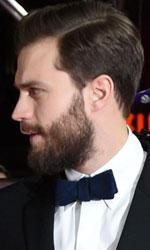 Berlinale 2015, il giorno di Cinquanta sfumature di grigio - Numerose le citazioni all'interno del film: la scelta delle cravatte di Christian è una copia conforme della scena di <em>American Gigolò</em> così la scena con il ghiacciolo da <em>9 settimane e ½</em>.