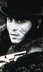 I dieci Johnny Depp che non somigliano a Johnny Depp - William Blake (Dead Man) Ha ucciso un uomo, è in fuga, e deve morire. La trasformazione meno clamorosa della carriera di Johnny Depp (il film è pur sempre di Jim Jarmusch) è fatta di silenzi e una ricerca spirituale inedita (per lui almeno).