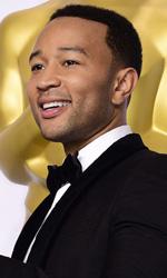 Oscar 2015, le foto dei vincitori - Common e John Legend, i due vincitori per la Miglior Canzone (Glory) in Selma.