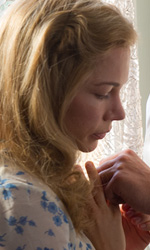 Suite francese, Michelle Williams romantica - In foto i due attori protagonisti del film, Michelle Williams e Matthias Schoenaerts.
