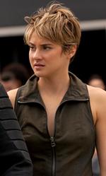 The Divergent Series - Insurgent, un romanzo di formazione moderno - In foto una scena del film con Shailene Woodley.