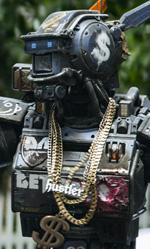 Humandroid, la fantascienza non � pi� la stessa - In foto il protagonista Chappie di <em>Humandroid</em>.