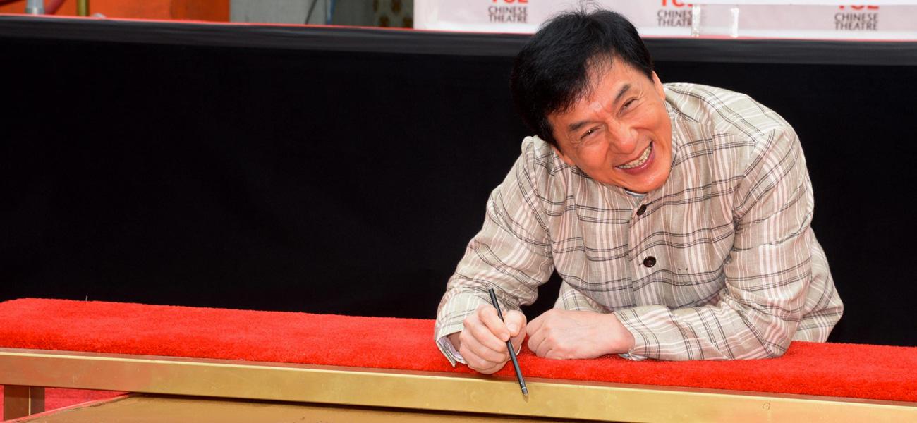 Jackie Chan ospite al Far East Film Festival 17!