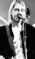 The Best of Nirvana, la playlist - In foto Kurt Cobain, leader dei Nirvana.