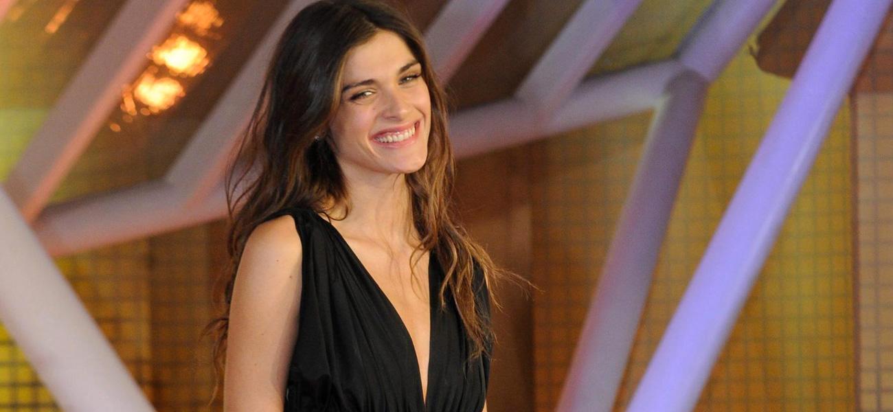 Elisa Sednaoui madrina della 72. Mostra del Cinema di Venezia