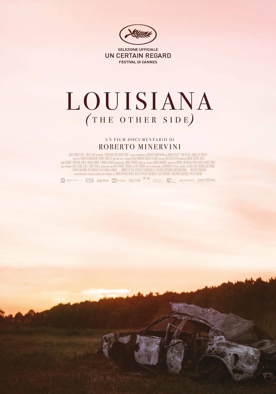 Louisiana, il poster ufficiale