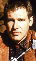 Blade Runner, ascolta la playlist - In foto il protagonista Harrison Ford in una scena del film.