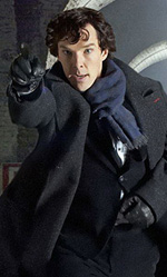 BAFTA TV 2015, tutti i premi - In foto una scena della serie tv <em>Sherlock</em>.