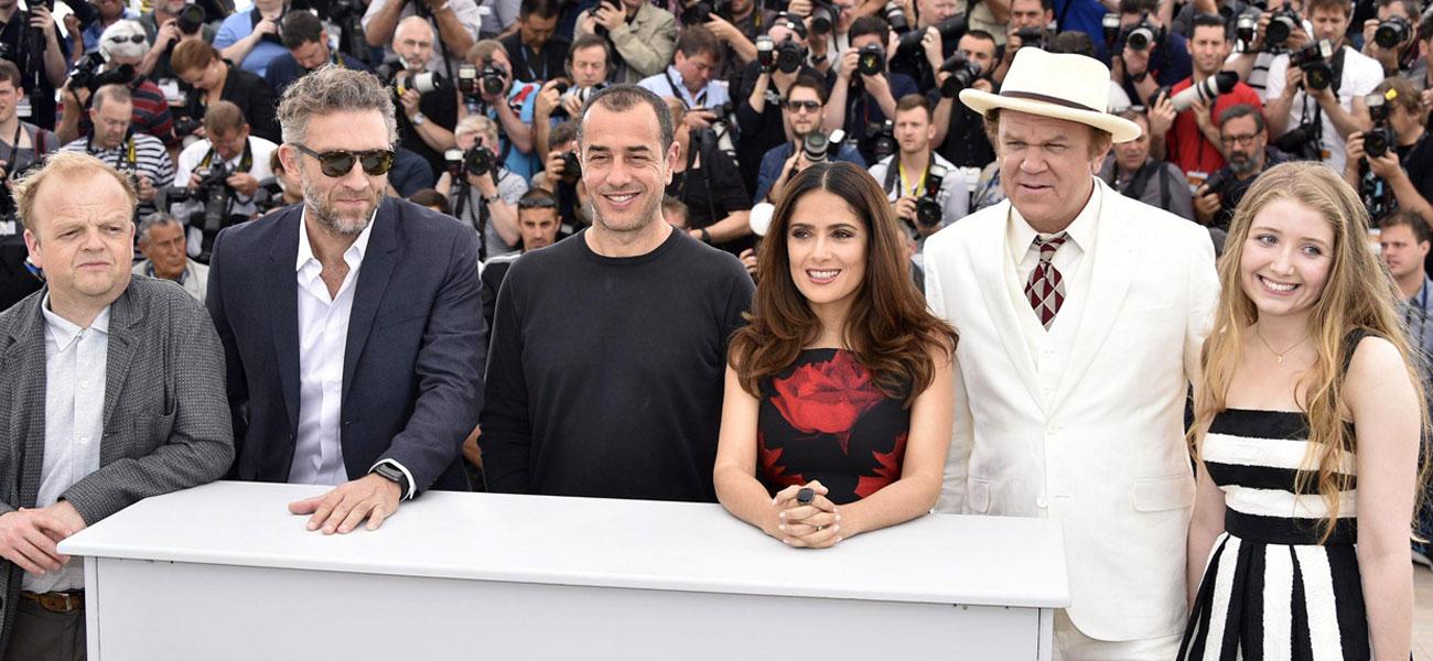Il racconto dei racconti - Tale of Tales, il photocall a Cannes