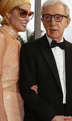 Festival di Cannes 2015, in concorso Moretti e Gus Van Sant - Wodyy Allen insieme alle attrici Emma Stone e Parker Posey sul red carpet del Festival di Cannes per presentare il suo ultimo film Irrational Man.