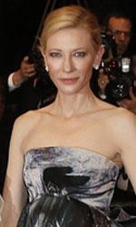 Festival di Cannes, Cate Blanchett incanta la Croisette - Cate Blanchett e Rooney Mara, al Festival di Cannes per Carol.
