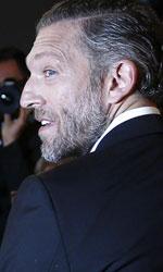 Festival di Cannes, Cate Blanchett incanta la Croisette - Ancora Vincent Cassel, protagonista di Mon Roi. Con lui Maiwenn e (di spalle) Louis Garrel.
