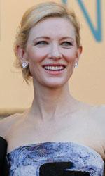 Festival di Cannes, Cate Blanchett incanta la Croisette - Cate Blanchett, Rooney Mara e il regista Todd Haynes al 68� Festival di Cannes per presentare (in Concorso) il loro <em>Carol</em>, melodramma intimo che accende cuore e motore, avanzando contro le apparenze.