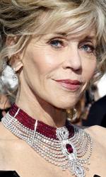 Festival di Cannes, la giovinezza di Sorrentino - Jane Fonda elegantissima all'anteprima del film.
