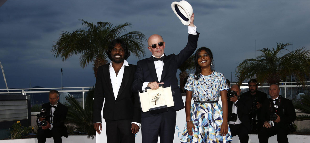 Festival di Cannes, vince Dheepan di Jacques Audiard