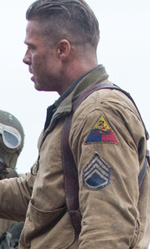 Ultimi caduti di guerra - In foto un'immagine del film Fury di David Ayer.
