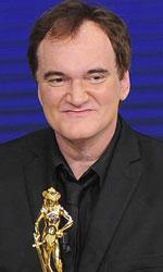 """Francesco Munzi, le mie """"anime nere"""" - Quentin Tarantino riceve il David per il miglior film straniero."""