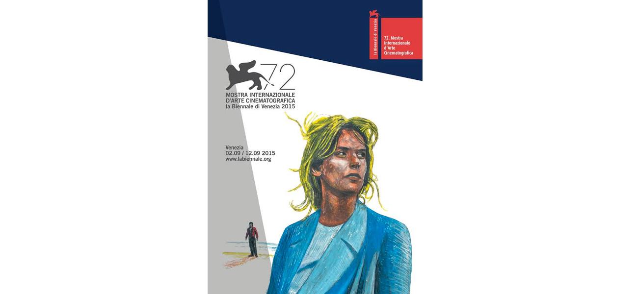 72. Mostra del Cinema di Venezia, il manifesto