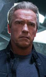 Terminator-Schwarzy: l'eroe americano d'Austria - In foto Arnold Schwarzenegger in una scena del film Terminator Genisys di Alan Taylor.
