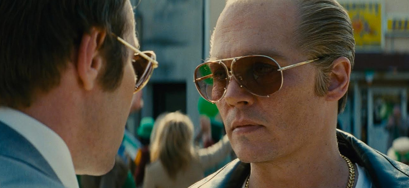 Black Mass con Johnny Depp alla 72. Mostra del Cinema di Venezia