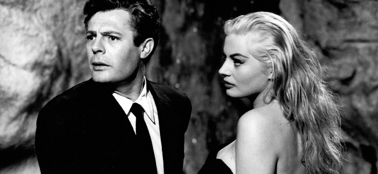 Il remake de La dolce vita: ma perchè? - In foto una scena de <em>La dolce vita</em> di Federico Fellini.