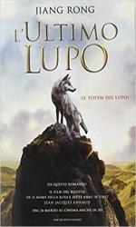 L'ultimo lupo, il libro -