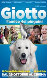 Giotto, l'amico dei pinguini, il trailer e la locandina - La locandina del film Giotto, l'amico dei pinguini.