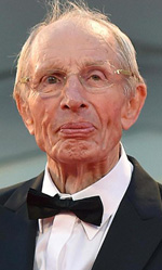 Venezia 72, il thriller di Egoyan conquista il Lido - L'attore tedesco Heinz Lieven sul red carpet di Remember.