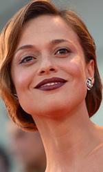 Venezia 72, il thriller di Egoyan conquista il Lido - L'attrice Valeria Bilello sul red carpet di <em>Remember</em>.