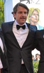 Venezia 72, il thriller di Egoyan conquista il Lido - Il cast del film Desde Allà (Concorso) del regista venezuelano Lorenzo Vigas.